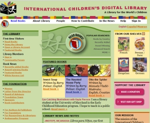 http://en.childrenslibrary.org/