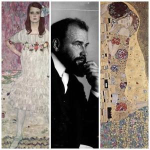 http://en.wikipedia.org/wiki/Gustav_Klimt