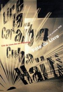 Lire la Caraïbe, Cuba, Haïti Fête du Livre, Aix-en-Provence, 1998